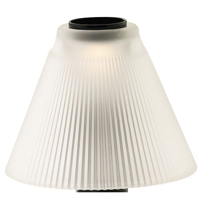 Sterno Products® 85448 Duchess Frosted Lamp Shade
