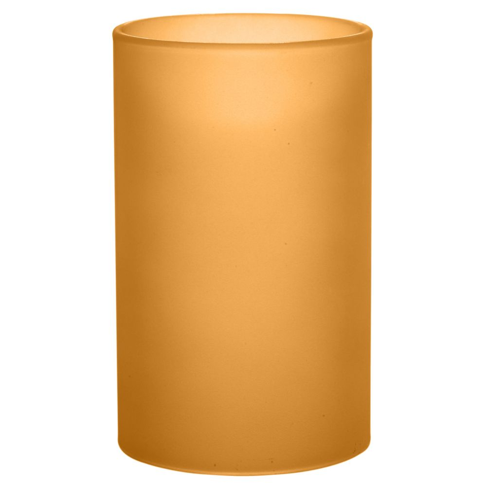 "Sterno Products® 85280 Orange Frost 4"" Globe"