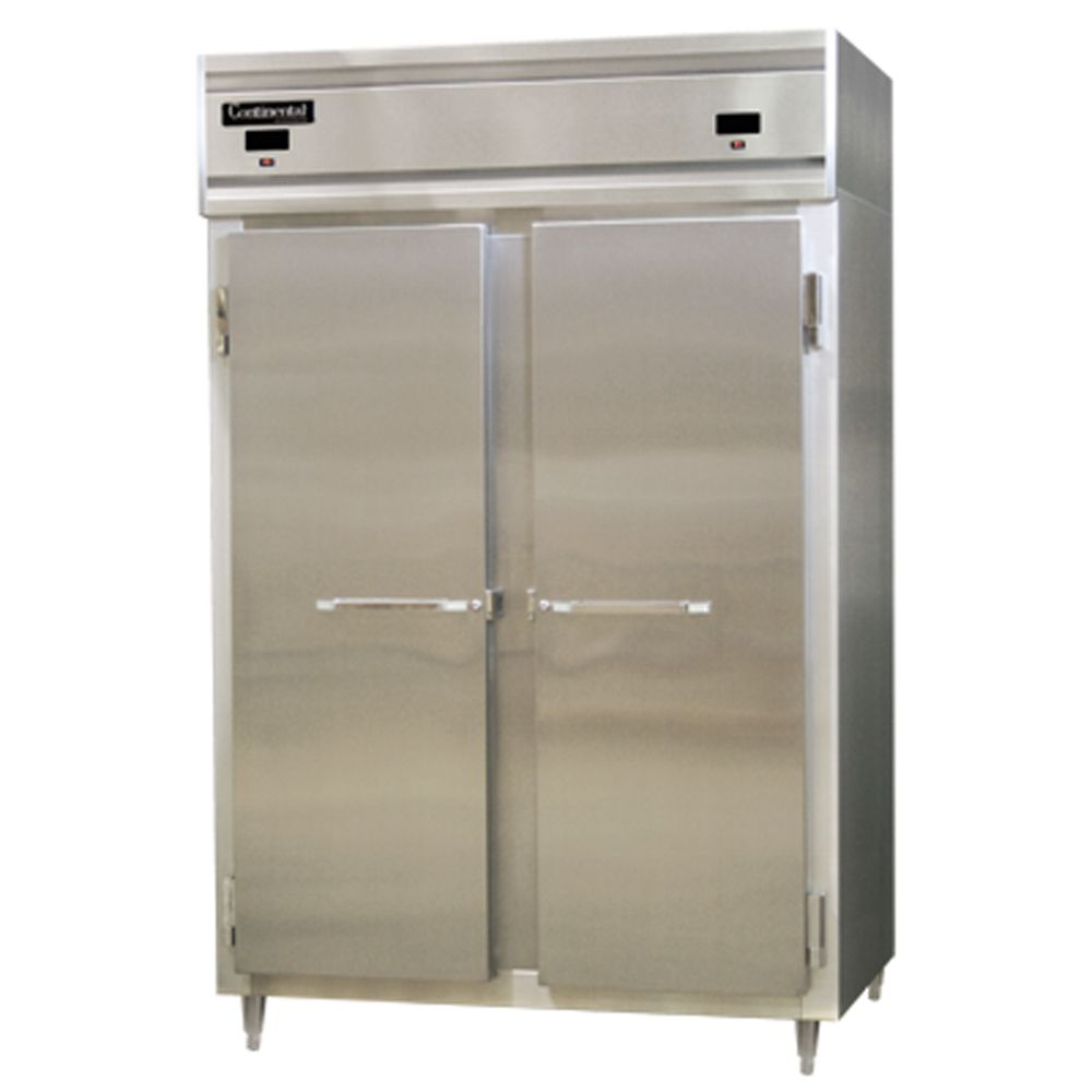 Continental DL2RF-SA Designer Line Reach-In Freezer / Refrigerator