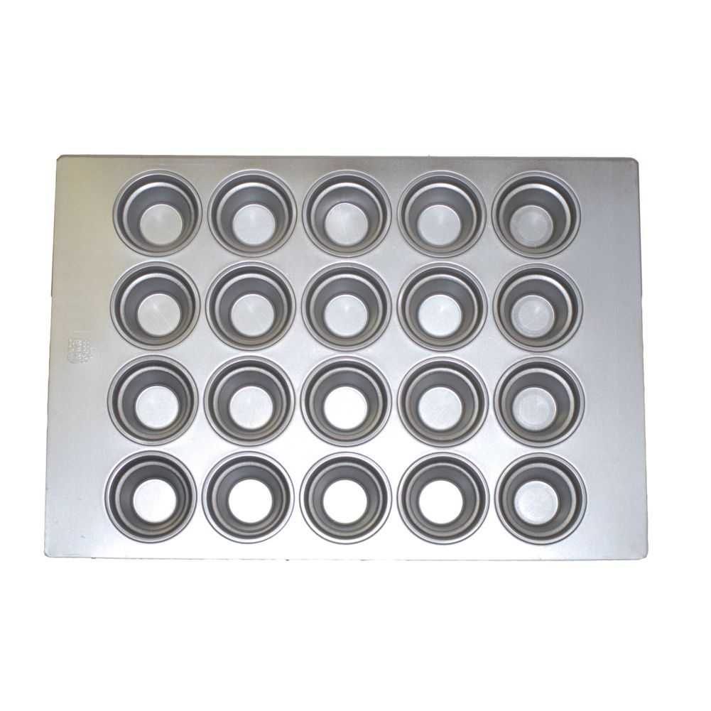Focus Foodservice 904555 20 Large Crown Muffin Pan