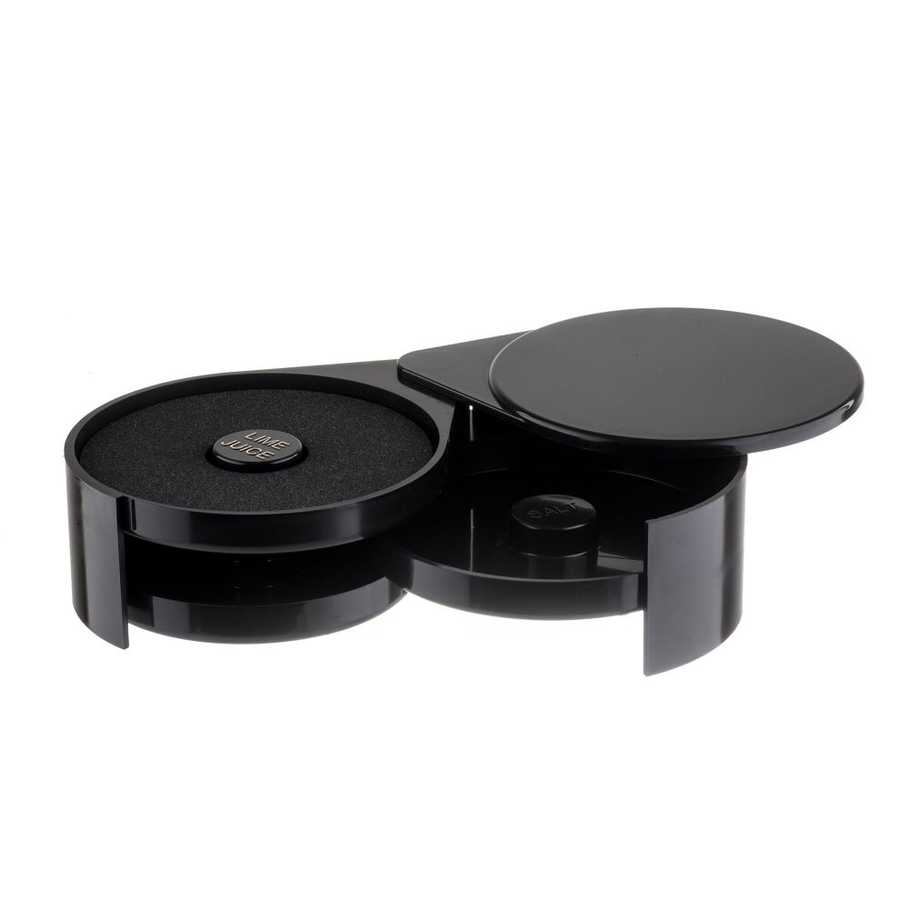 TableCraft® 666 Black ABS Plastic Glass Rimmer