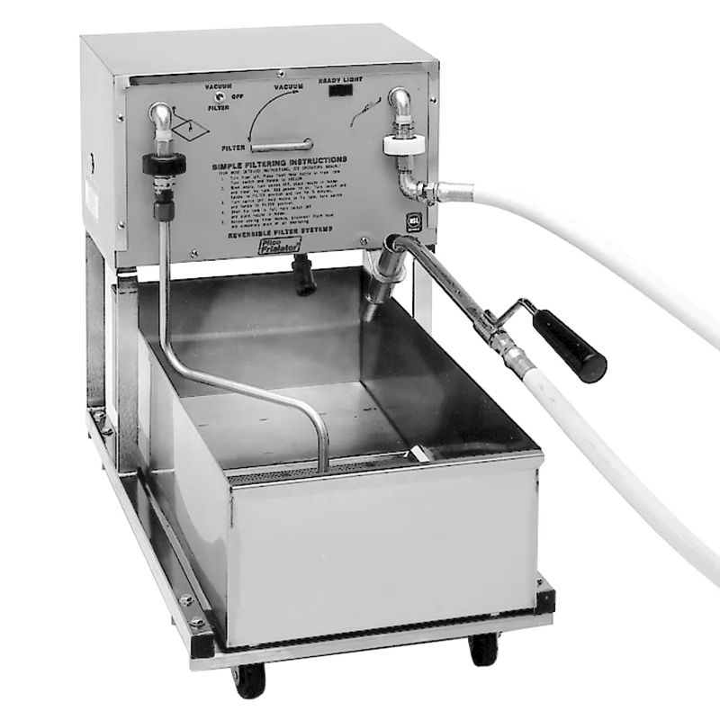 Pitco RP14 Frialator® Portable Fryer Filter For Size 14 Fryers