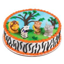 Bakery Crafts® Zoo Animals Cake Kit - 24 / BX
