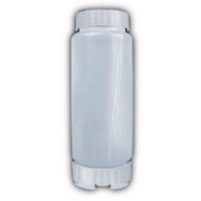 FIFO CB12LC120-ON 12 Oz. Squeeze Bottle with Medium Dispensing Cap