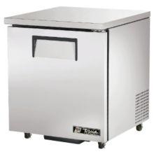 True® TUC-27F-ADA 2-Shelf 6.5 Cu Ft Undercounter Freezer