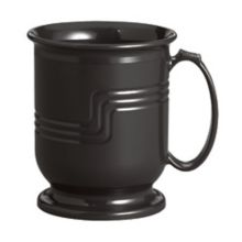 Cambro® MDSM8110 Shoreline Black 8 Oz. Mug - 48 / CS