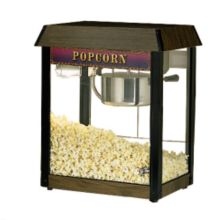 Star® 39D-A JetStar Popcorn Popper with Wood-Grain Styling