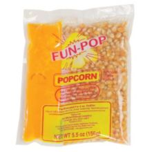 Gold Medal® 2834 Mega Pop Popcorn Kit for 4 Oz. Fun Pop - 36 / CS