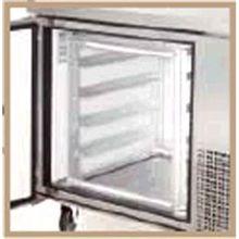 True® 832050 13-Pan Capacity Half Door Bun Tray Rack For T-Series