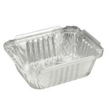 HFA® 2062-30-500 36 Oz. Oblong Aluminum Food Pan - 500 / CS
