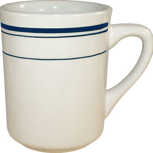 International Tableware CT-17 Catania 8.5 Oz Toledo Mug - 36 / CS