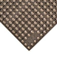 """Notrax 183-020 Brown San-Eze® 39 x 29-1/4"""" Floor Mat"""