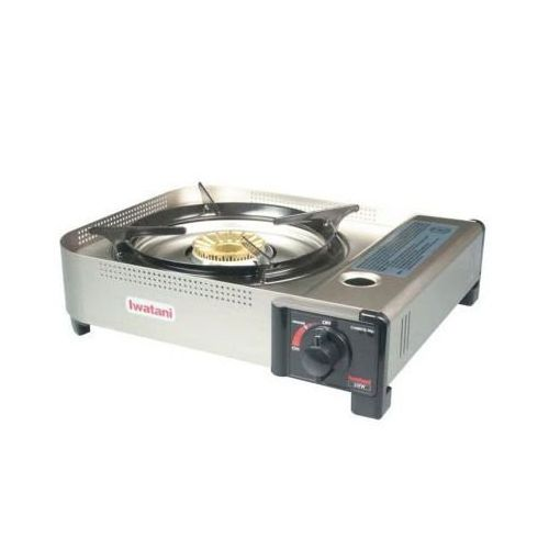 Iwatani 35FW Portable 15,000BTU Butane Stove with Case