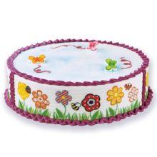 Lucks™ 34019 Designer Prints™ Cutie Pie Garden - 12 / BX