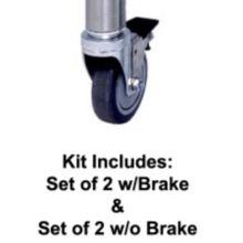 Groen™ 146354 Caster Kit for All BPM & BPP Braising Pans