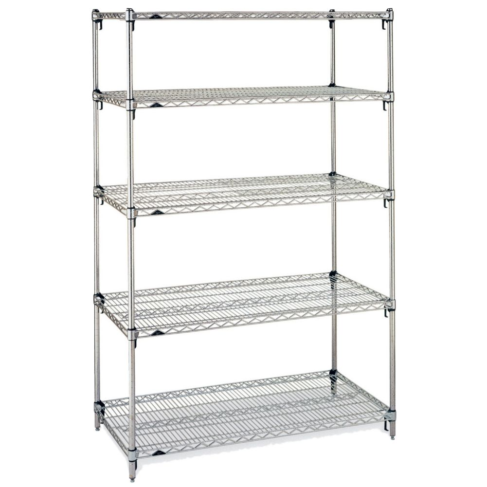 Metro 5A317C Super Adjustable Super Erecta 18 x 24 x 74