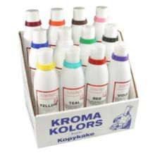Kopykake FPZ12 Set Of 12 Kroma Flow 9 Oz Paste