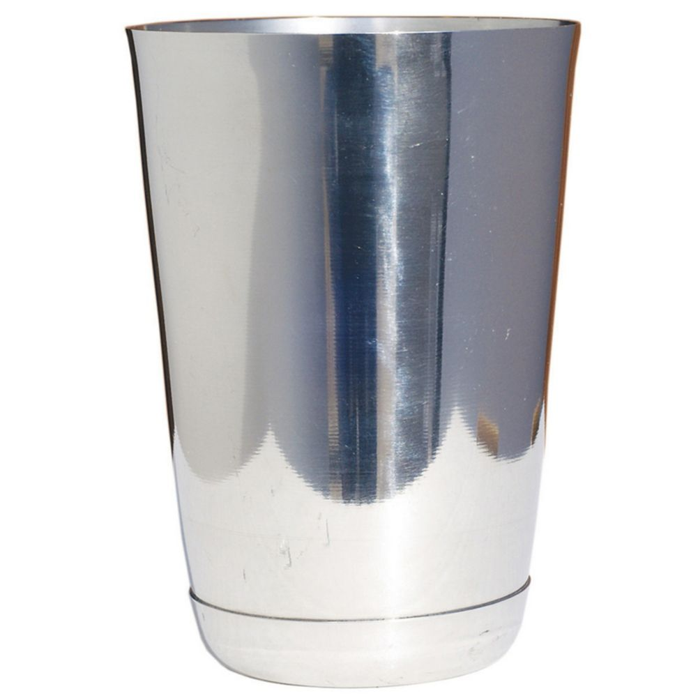 Spill-Stop 103-01 Stainless Steel 16 Oz. Cocktail Shaker - 12 / CS