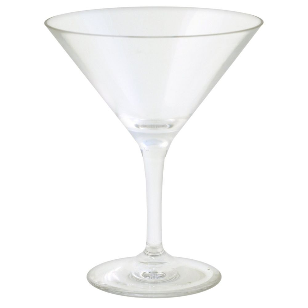 Strahl® 401503 Design+ Contemporary 12 Oz Martini Glass - 12 / CS