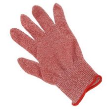 Tucker Safety 94432 Small Red KutGlove™ Cut Resistant Glove