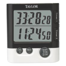 Taylor® Precision Products 5828 Dual Event Timer for Zoning Kit