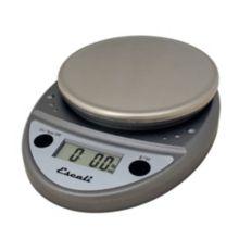Escali® P115-M-NSF Primo NSF 11 Pound Metallic Digital Scale