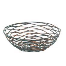 "FOH® BBK013PTI22 Patina Wireware™ 8"" Bowl - 6 / CS"