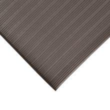 "Notrax 4458-433 Comfort Rest 3/8"" Thick 4' x 6' Coal Floor Mat"