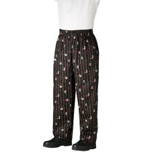 Chefwear® 3500-82 MED Pacific Rim Ultimate Chef Pants
