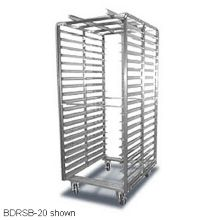 Baxter BDRSB-10 Double Side Load Roll-In Rack for Double Rack Oven