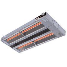 """APW Wyott FDD-48L-I 48"""" Dual 1600W Heat Lamp w/ Infinite Control"""