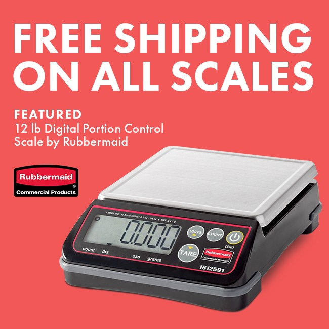 Save 15% On Taylor Scales
