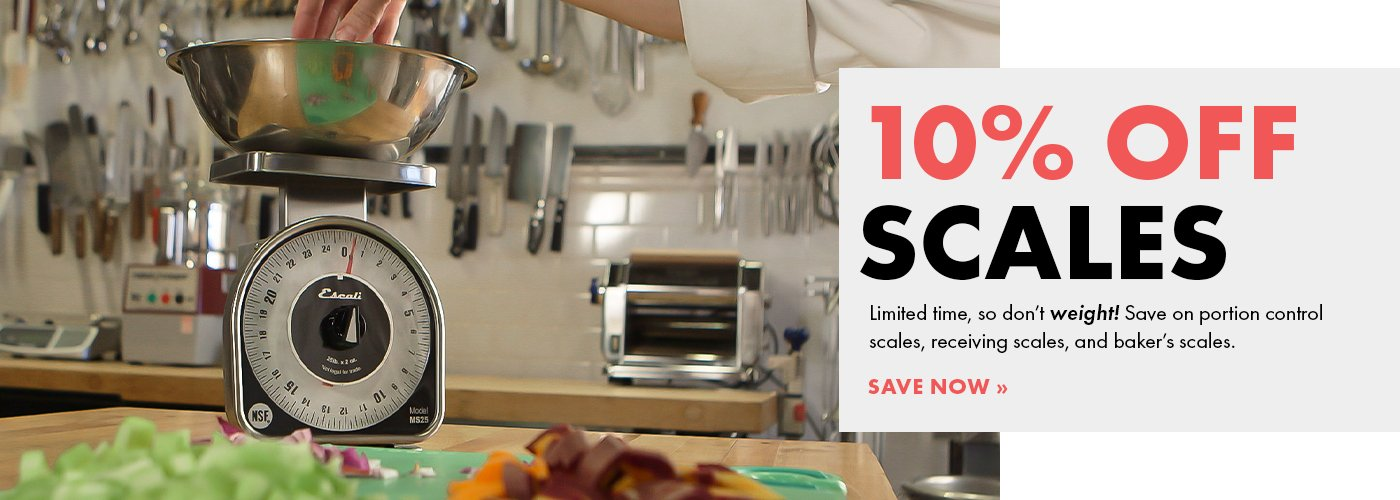 Save 10% On Scales