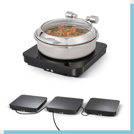 Mirage Buffet Induction Warmers