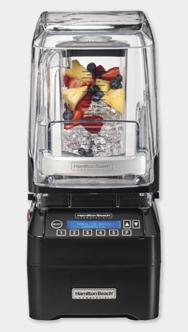 Top Three Reasons to Choose Hamilton Beach Commercial Blenders