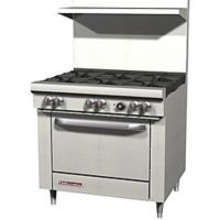 Commercial Electric Ranges, Commercial Gas Ranges, and More Commercial Ranges!