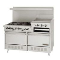 Commercial Ovens, Commercial Ranges, and More Cooking Equipment!