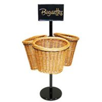 Display Baskets and Trays