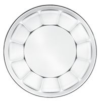Glass Dinner Plates, Bowls and Platters