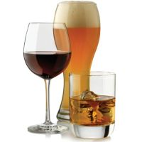 Glassware for Restaurants: Wine, Beer, and Cocktail Glasses