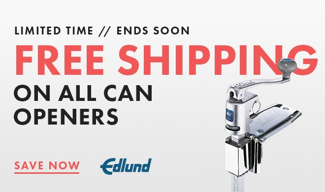Free Shipping On Can Openers