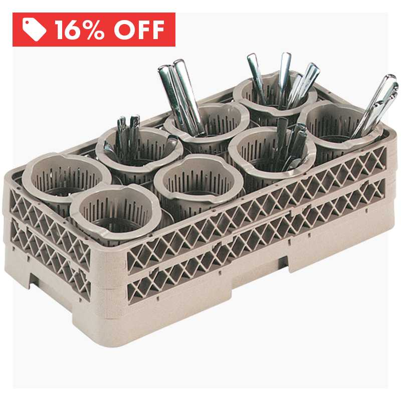 16% Off Silverware Bins