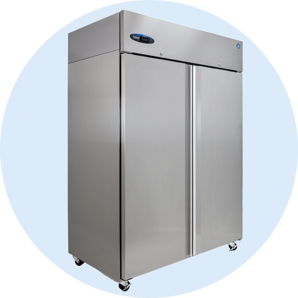 Hoshizaki Upright Refrigerators & Freezers