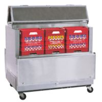 Stainless Steel Milk Coolers, Mobile Milk Coolers, and More Milk Coolers!