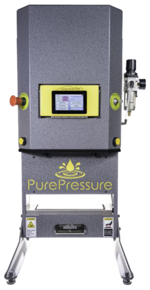 Pure Pressure PP-LPRP-103-APC Longs Peak Auto Pressure Rosin Press