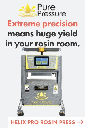 Pure Pressure PP-HLXPRO1 Helix Pro Rosin Press
