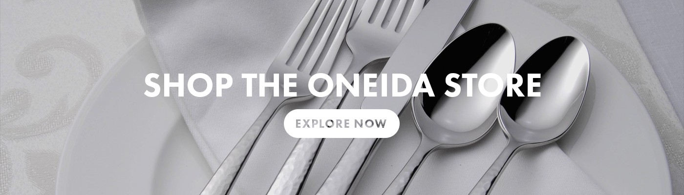 Shop the Oneida Store at Wasserstrom