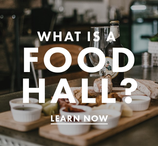 What is a Food Hall?
