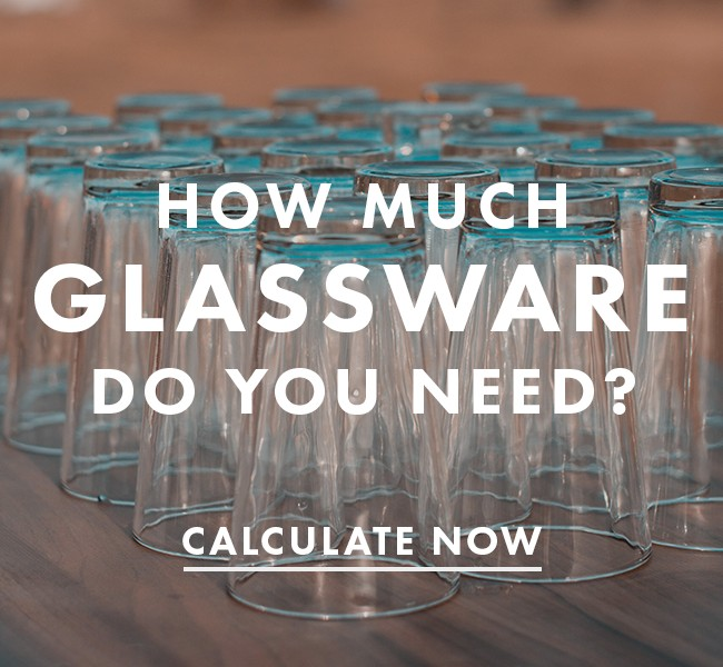How Much Glassware You Need For Your Restaurant