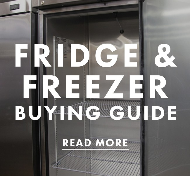 Commercial Reach-In Refrigerator & Freezer Buying Guide